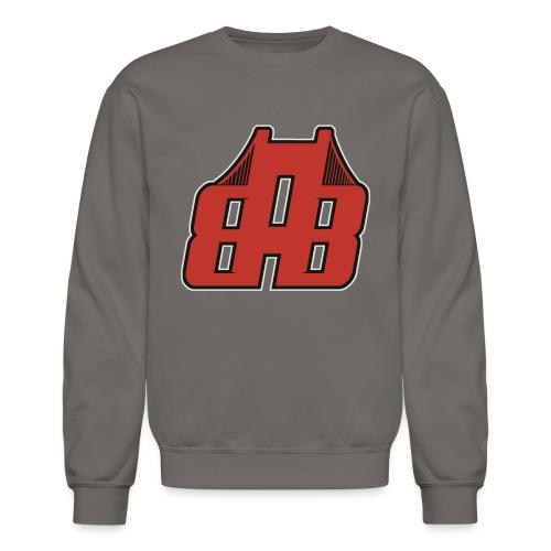 Bay Area Buggs Official Logo - Unisex Crewneck Sweatshirt