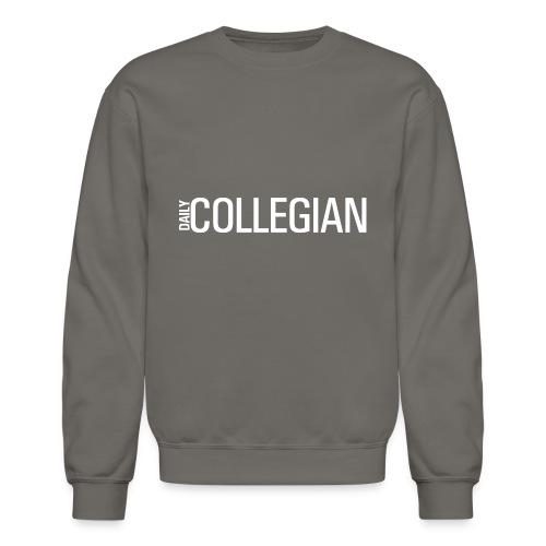 Basic Collegian Logo - Unisex Crewneck Sweatshirt