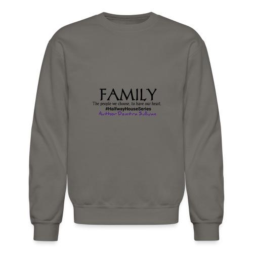 Dzintra Sullivan designs 3 - Unisex Crewneck Sweatshirt