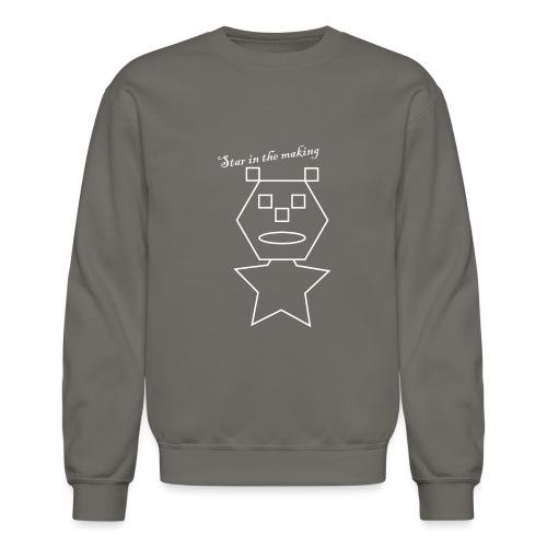 star in the making - Unisex Crewneck Sweatshirt