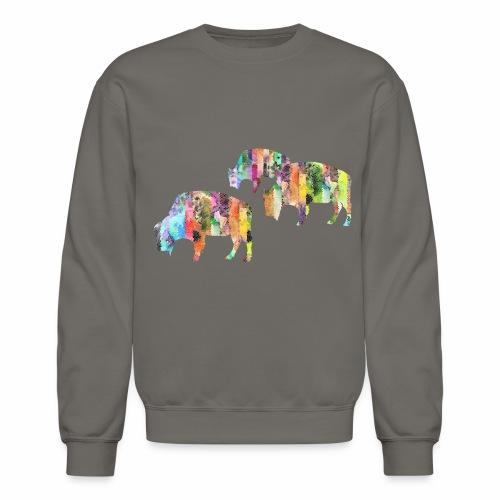 Bison - Crewneck Sweatshirt