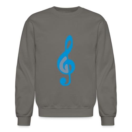 music symbol - Crewneck Sweatshirt