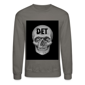 DET Skeleton - Crewneck Sweatshirt