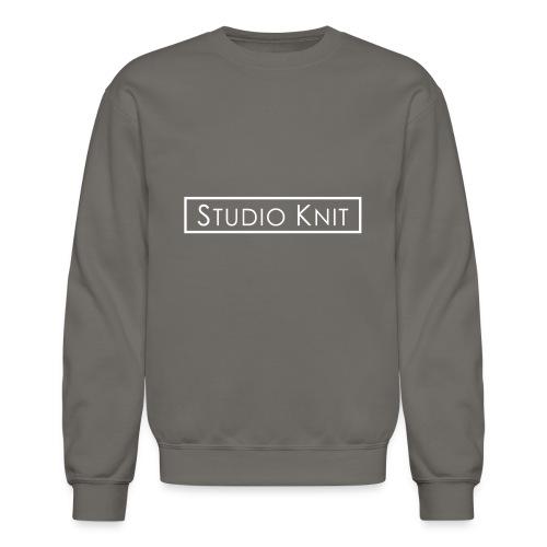 Studio Knit Logo Shirt - Crewneck Sweatshirt