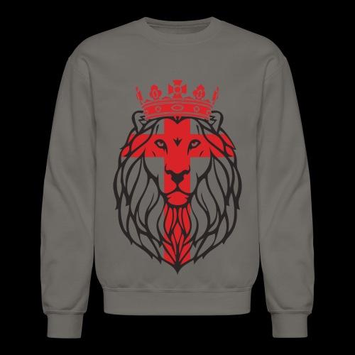 Lion Hearted - Crewneck Sweatshirt