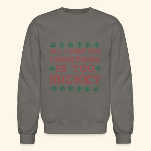 christmas - Crewneck Sweatshirt