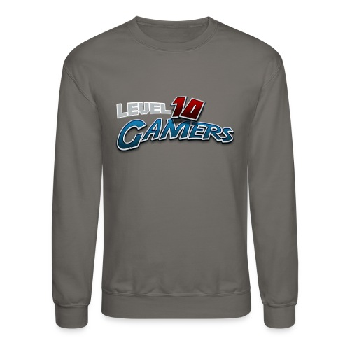 Level10Gamers Logo - Crewneck Sweatshirt