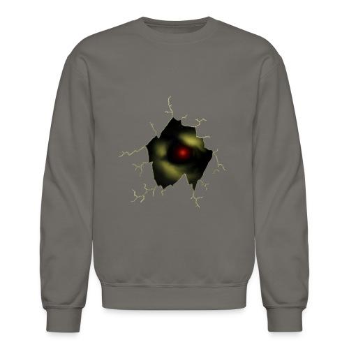 Broken Egg Dragon Eye - Crewneck Sweatshirt