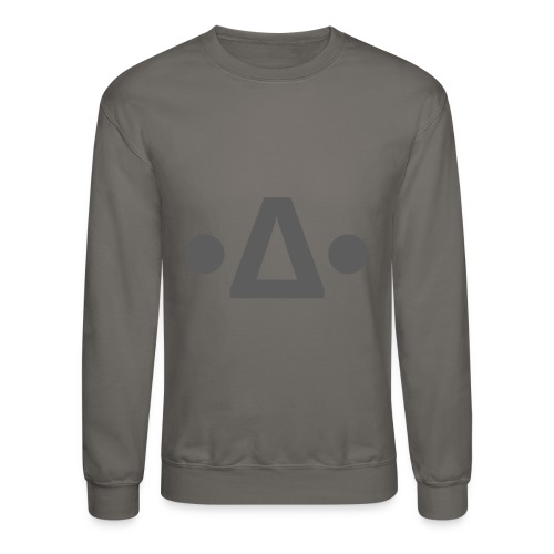 Grey LOGO - Crewneck Sweatshirt