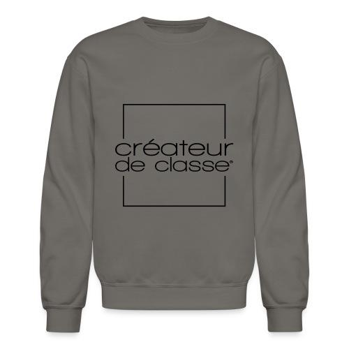 Créateur de Classe Name border - Crewneck Sweatshirt