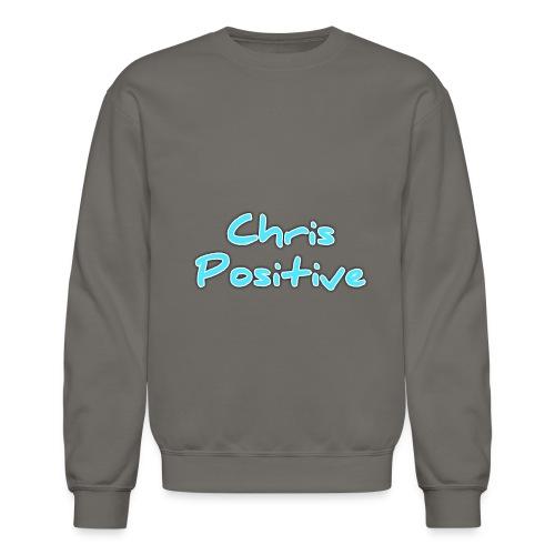 Chris Positive - Crewneck Sweatshirt