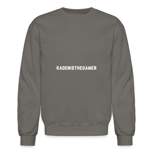 KADENISTHEGAMER - Crewneck Sweatshirt