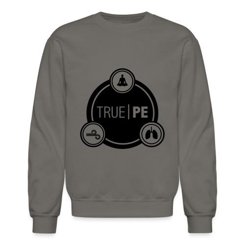 true PE logo - Crewneck Sweatshirt