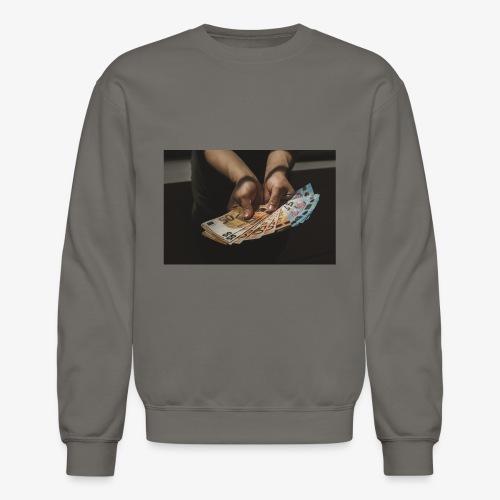 handful of euros - Crewneck Sweatshirt