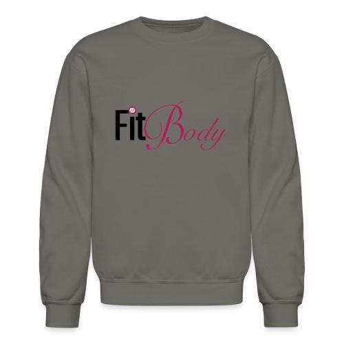 Fit Body - Crewneck Sweatshirt