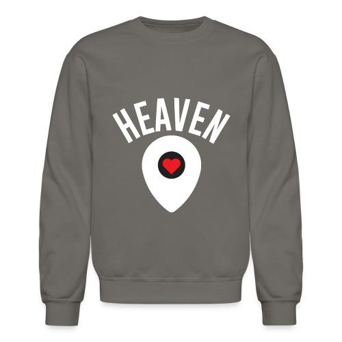 Heaven Is Right Here - Crewneck Sweatshirt