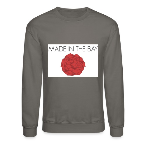MADE IN THE BAY ROSE - Crewneck Sweatshirt