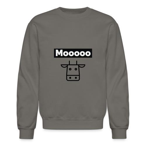 Mooo - Crewneck Sweatshirt