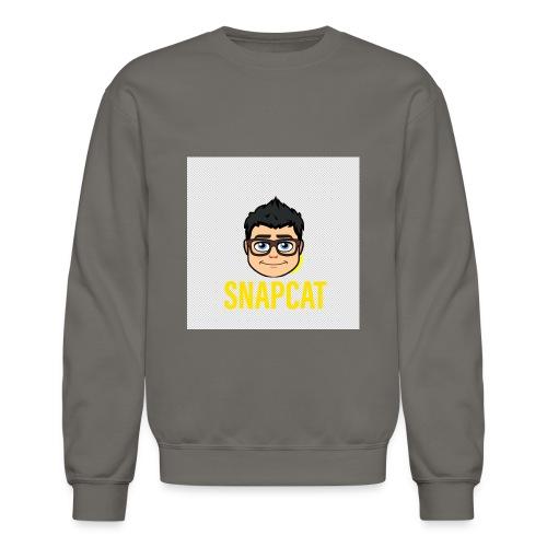 Snapcat - Crewneck Sweatshirt