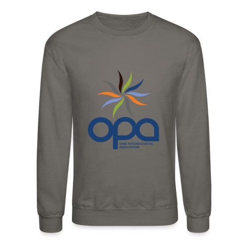 Long-sleeve t-shirt with full color OPA logo - Crewneck Sweatshirt
