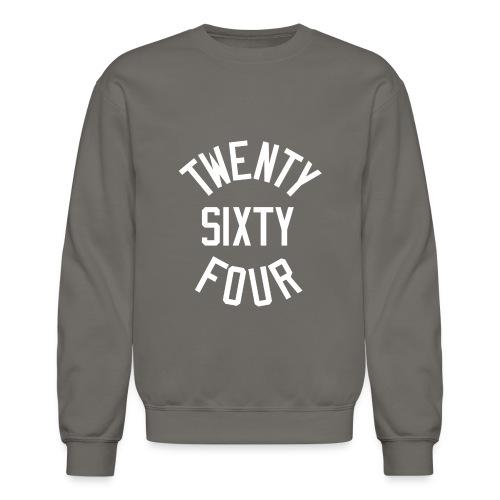 Twenty Sixty Four - Crewneck Sweatshirt
