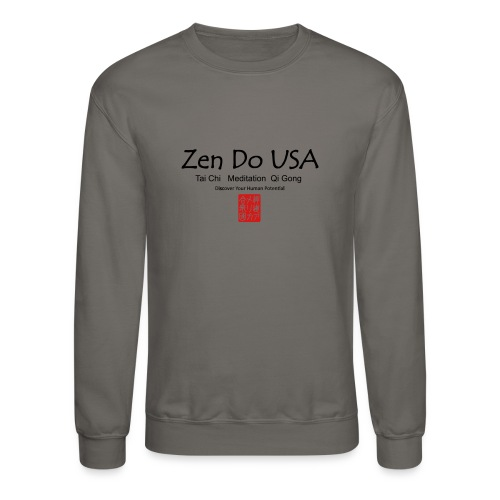 Zen Do USA - Crewneck Sweatshirt
