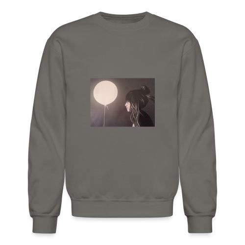 Moon Bright - Crewneck Sweatshirt