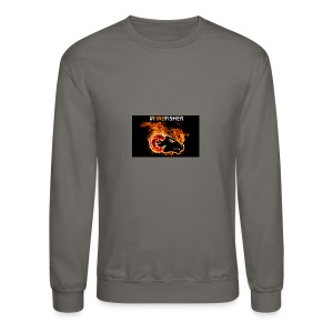 Fire_Fisher - Crewneck Sweatshirt