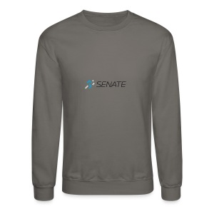 Color-Logo-with-Text - Crewneck Sweatshirt