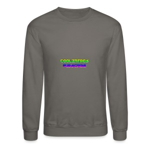 Cool Intros With Subscribe - Crewneck Sweatshirt
