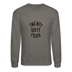 Twenty Sixty Four - Crewneck Sweatshirt