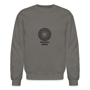 Greatness Within - Crewneck Sweatshirt