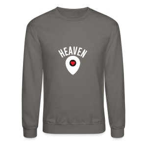 Heaven Is Right Here - Crewneck Sweatshirt