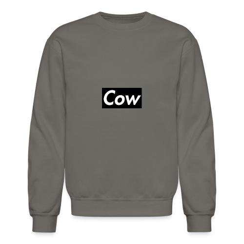 Cow Logo - Crewneck Sweatshirt