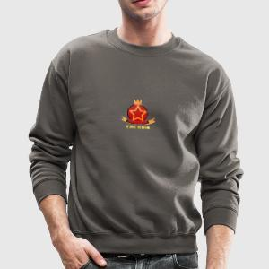 logo the kings - Crewneck Sweatshirt