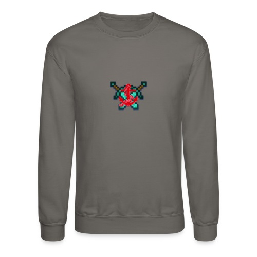 anchor and swords - Crewneck Sweatshirt