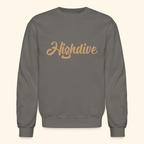 GoldLogo - Crewneck Sweatshirt