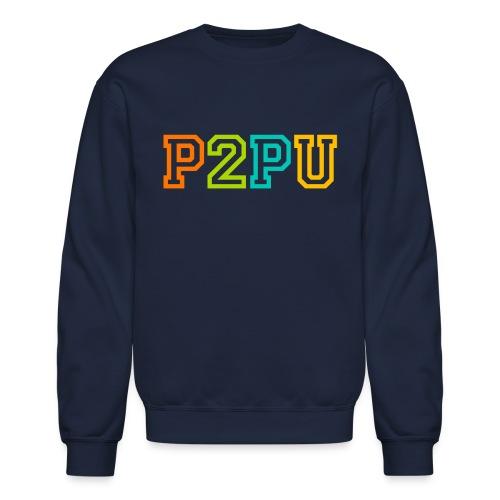 P2PU RGB-01 Solid - Crewneck Sweatshirt