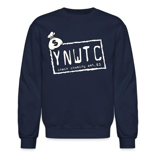 YNWTC LOGO - Crewneck Sweatshirt