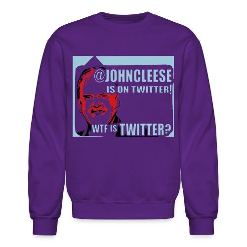 jc twit - Crewneck Sweatshirt