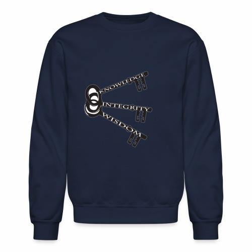 KEYS TO LIFE - Crewneck Sweatshirt