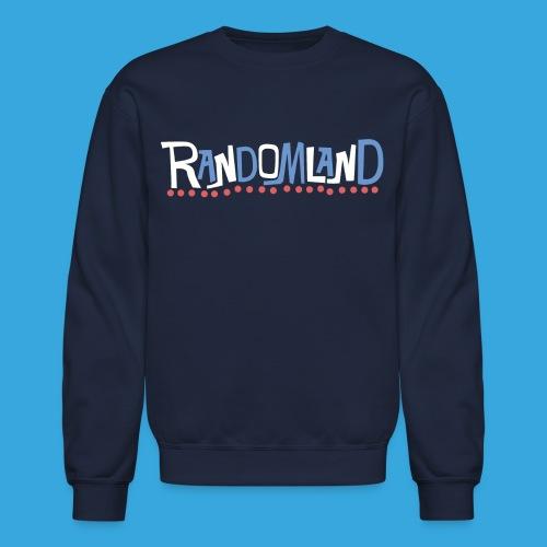 Randomland Groovy - Crewneck Sweatshirt