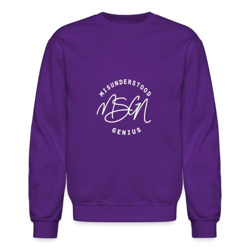 MSGN Logo - Crewneck Sweatshirt