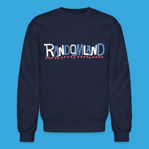 Randomland Groovy - Unisex Crewneck Sweatshirt