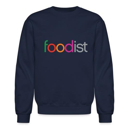 Foodist Title png - Unisex Crewneck Sweatshirt