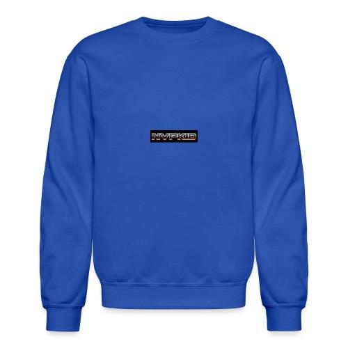 nvpkid shirt - Crewneck Sweatshirt