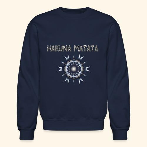 HAKUNA MATATA TRIBAL - Crewneck Sweatshirt