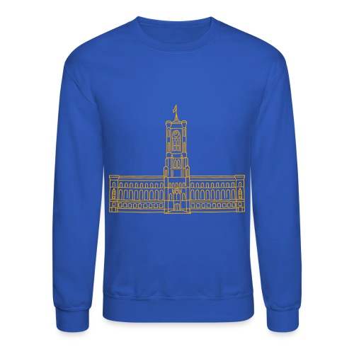 Red City Hall Berlin - Crewneck Sweatshirt