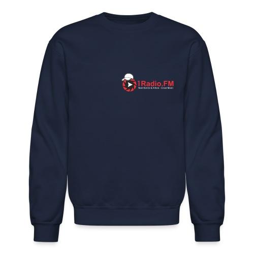 1Radio.fm - Jumper - Crewneck Sweatshirt