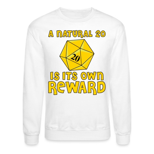 Natural Twenty - Crewneck Sweatshirt